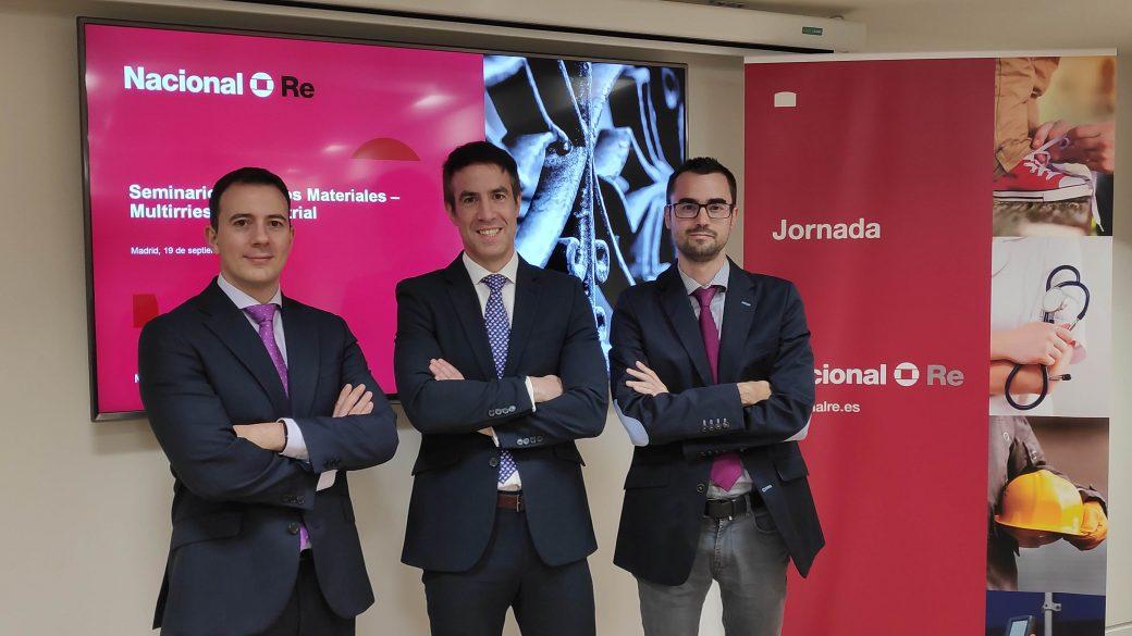 NACIONAL DE REASEGUROS trata aspectos técnicos relacionados con la suscripción de Multirriesgo Pyme
